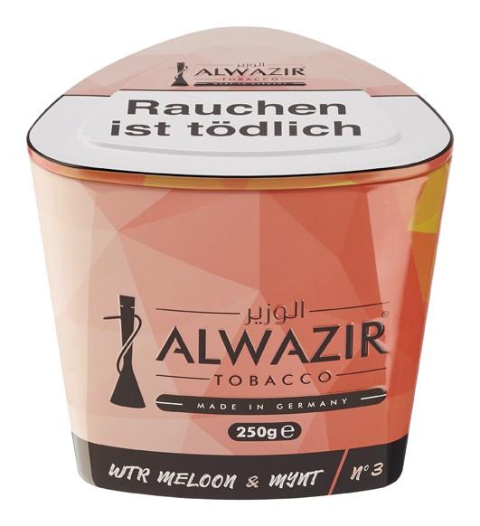 Al Wazir - Wtr Meloon & Mynt (No.3) - 250g