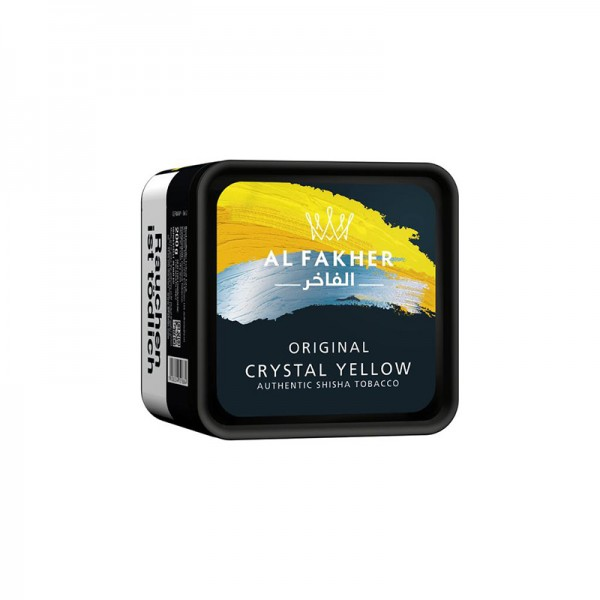Al Fakher - Crystal Yellow - 200g