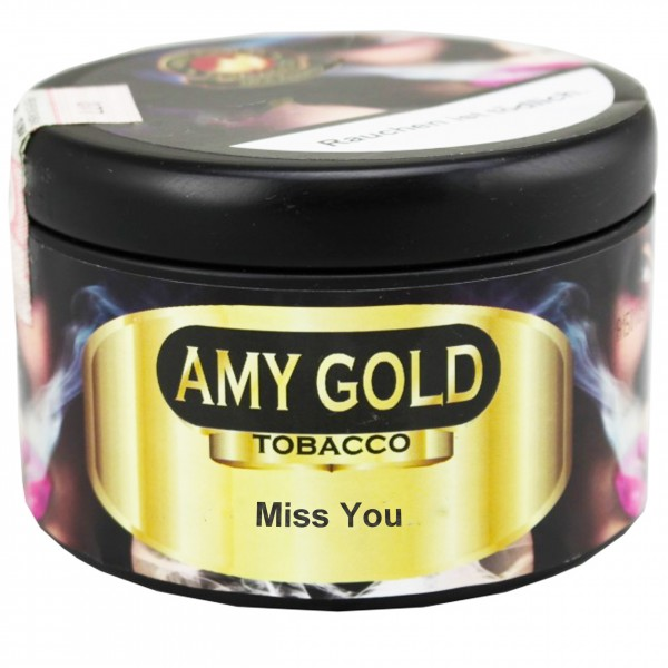 Amy Gold - Miss You - 200g