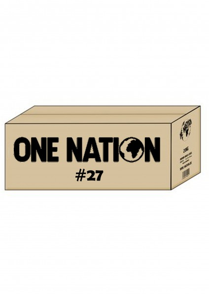 OneNation - #27 Cubes - Gastro 20Kg