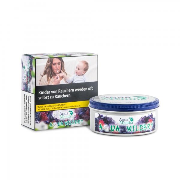 Aqua Mentha Premium Tobacco - Aqua Wildbry - 200g