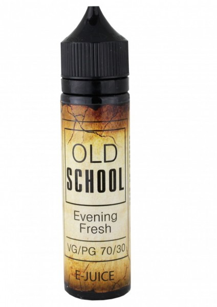 VoVan Liquid Old School - Evening Fresh - 50ml/0mg