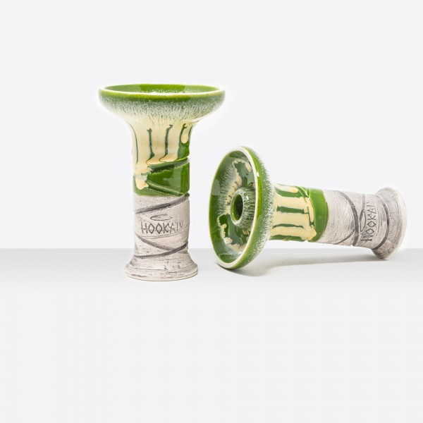 Hookain - LiTLiP Large Phunnel - Green Gelato XL
