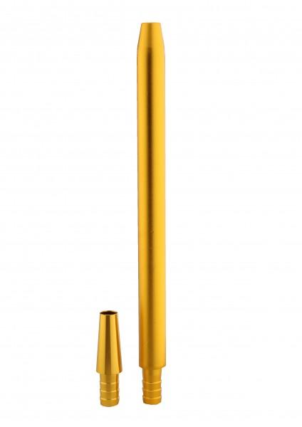 Neo - Aluminium-Mundstück-Set - Gold
