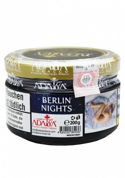 Adalya - Berlin Nights - 200g