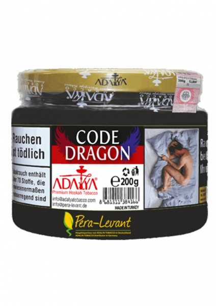 Adalya - Code Dragon - 200g
