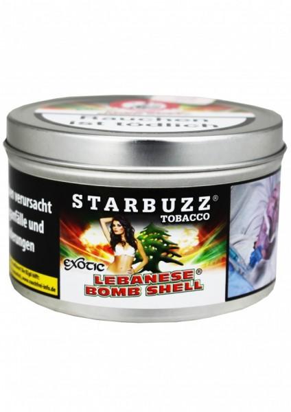 Starbuzz - Lebanese Bombshell - 200g