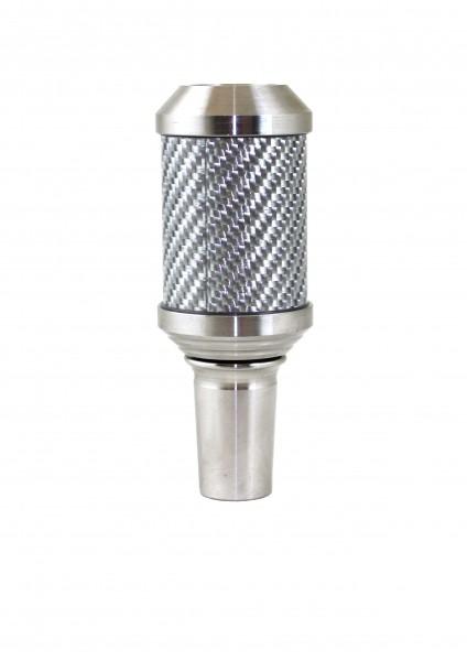 Smokah - Carbon Molassefänger - Silver