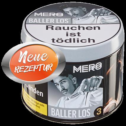 Mero Tobacco - Baller Los No.3 - 200g