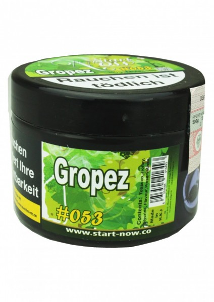 Start Now - Gropez - 200g