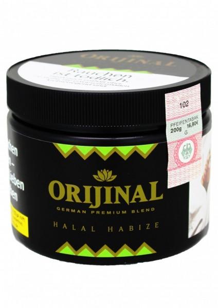 Orijinal - Halal Habize - 200g