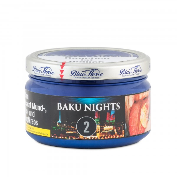 Blue Horse - Baku Nights #2 - 200g