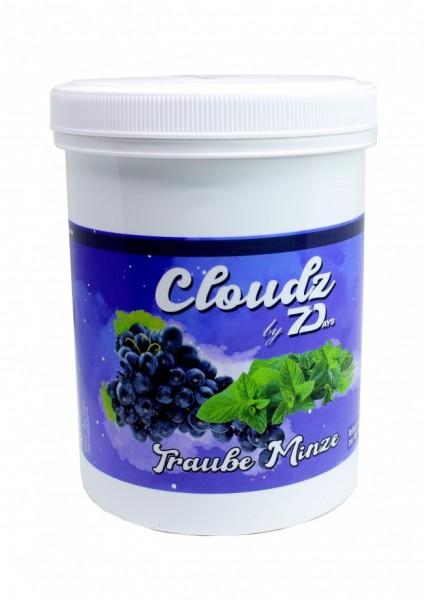 Cloudz by 7Days - Traube Minze - 500g