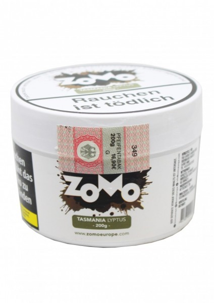 ZOMO Tobacco - Strong Lim - 200g