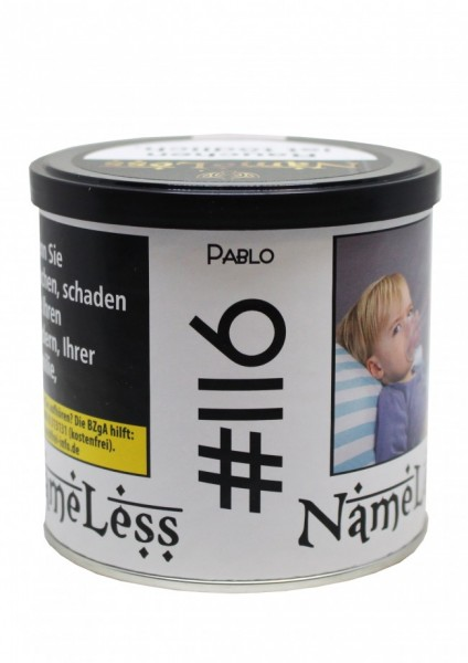 NameLess Special Edition - Pablo #116 - 200g