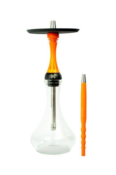 Alpha Hookah - Model X - Orange