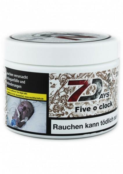 7Days - Five o'clock - 200g