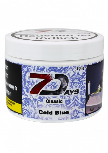 7Days - Cold Blue - 200g