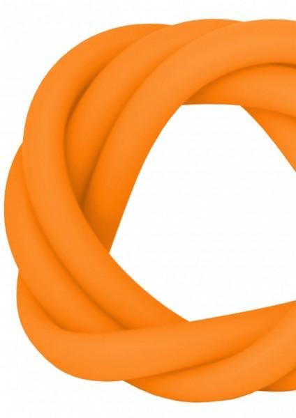 Silikonschlauch - Orange - MATT