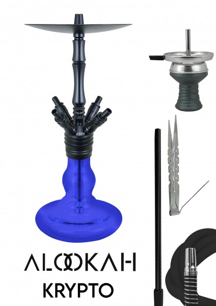 Alookah - Krypto - Blue