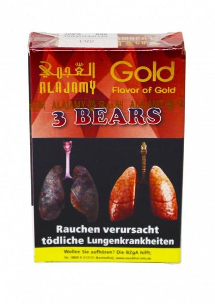 Al Ajamy Tabak - 3 Bears - 25g