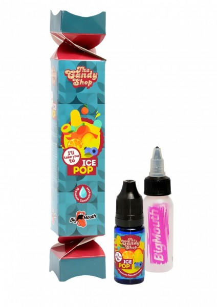 Big Mouth The Candy Shop - Ice Pop - 10ml