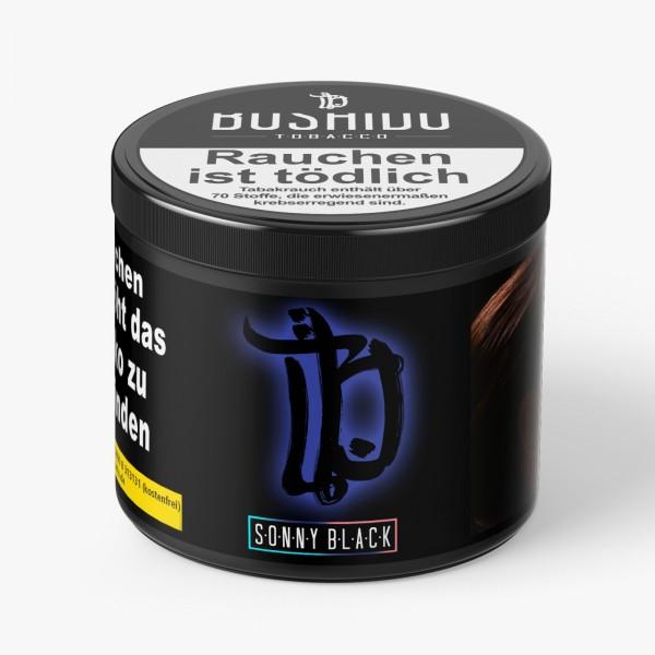 Bushido Tobacco - Sonny Black - 200g