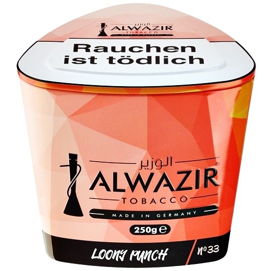 Al Wazir - Loony Punch (No.33) - 250g