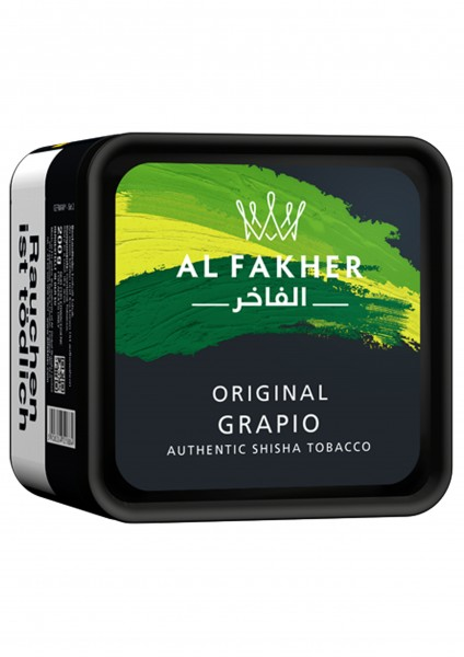Al Fakher - Grapio - 1Kg