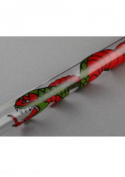 Devil Smoke - Tattoo Line - Snake Colored flach