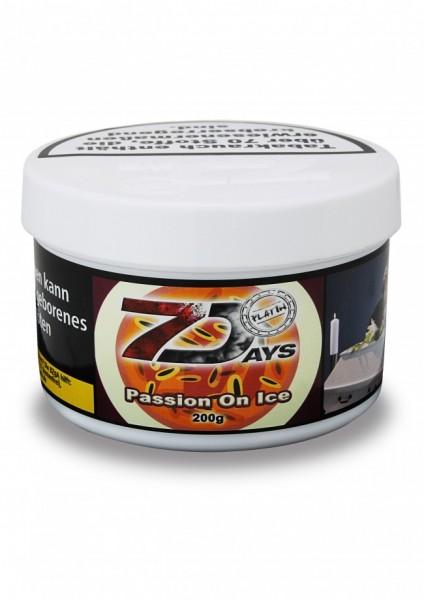 7Days Platin - Passion On Ice - 200g