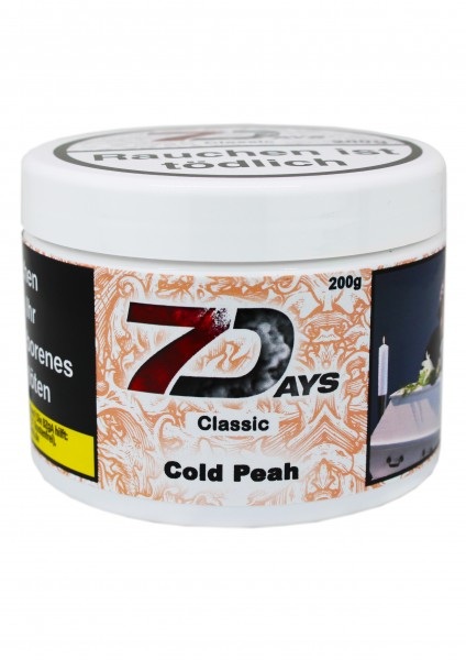 7Days - Cold Peah - 200g