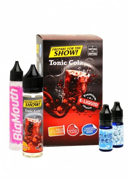 Big Mouth Liquid - Prepare for the show! : Tonic Cola - 50ml/0mg