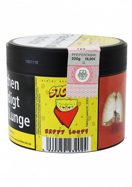 Stoney Tobacco - Happy Loop - 200g