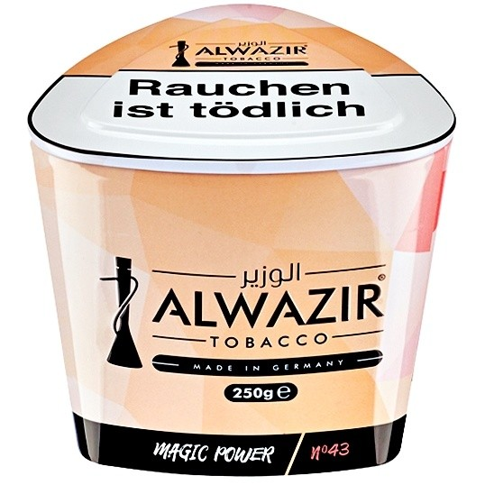 Al Wazir - Magic Power (No.43) - 250g