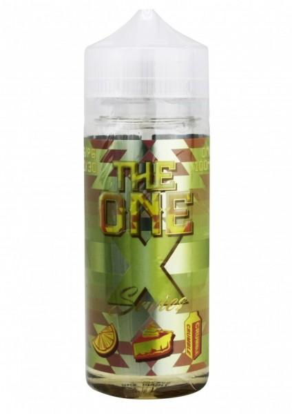 The One X - Lemon Crumble - 100ml/0mg
