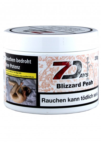 7Days - Blizzard Peah - 200g
