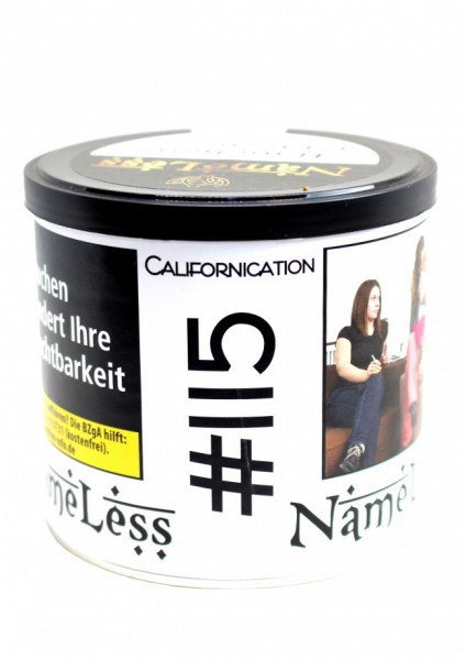 NameLess Special Edition - Californication #115 - 200g