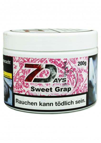 7Days - Sweet Grap - 200g