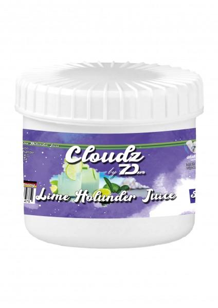 Cloudz by 7Days - Lime Holunder Juice - 50g