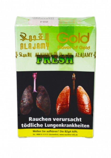 Al Ajamy Tabak - Fresh - 25g