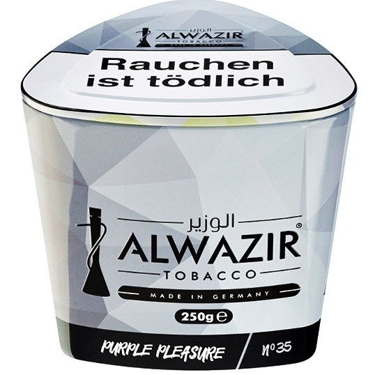 Al Wazir - Purple Pleasure (No.35) - 250g