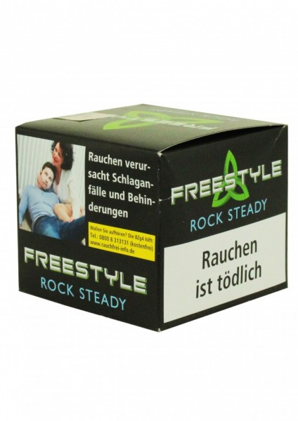 Freestyle - Rock Steady - 150g