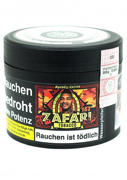 187 Strassen Bande Tabak - Zafari #028 - 200g