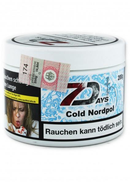 7Days - Cold Nordpol - 200g