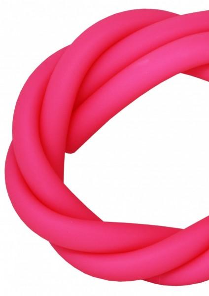 Silikonschlauch - Pink - MATT