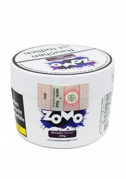 ZOMO Tobacco - Splash Froots - 200g