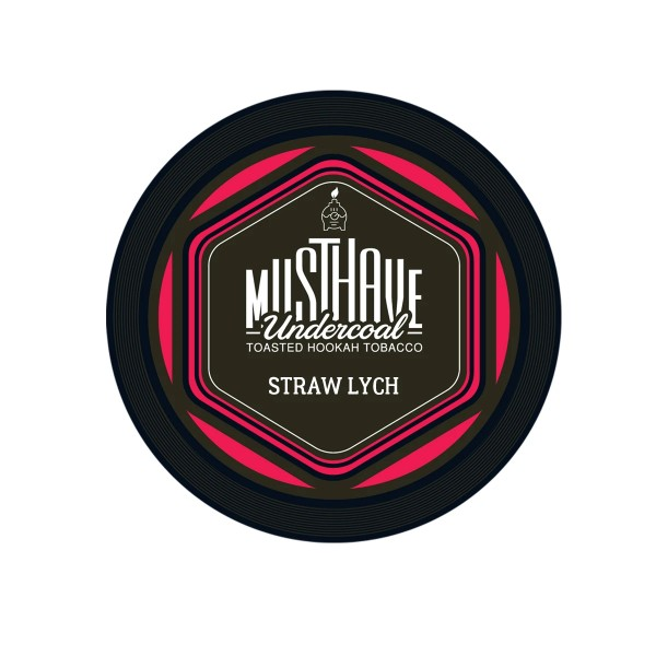 Musthave - Straw Lych - 200g