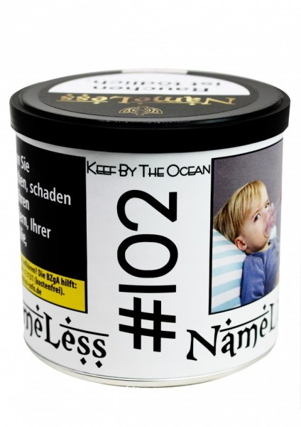 NameLess Special Edition - Keef by the Ocean #102 - 200g