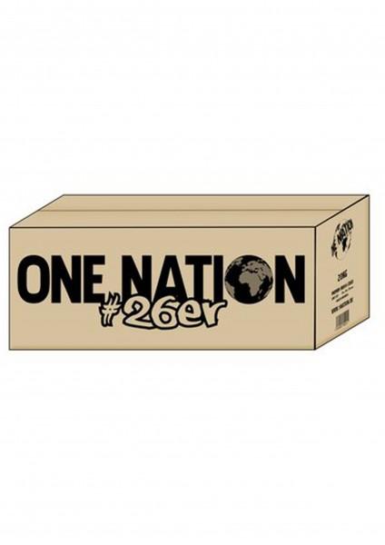 OneNation - #26 Cubes - 20Kg